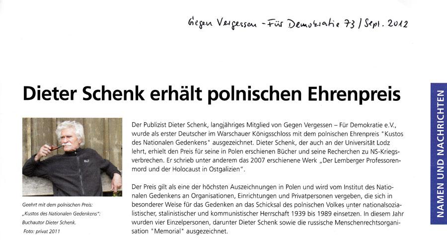 dieter-schenk.info/persönliches